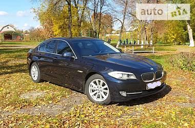 Седан BMW 520 2012 в Харькове