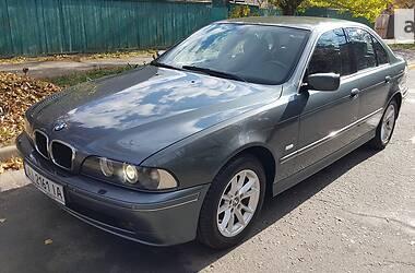 Седан BMW 520 2003 в Києві