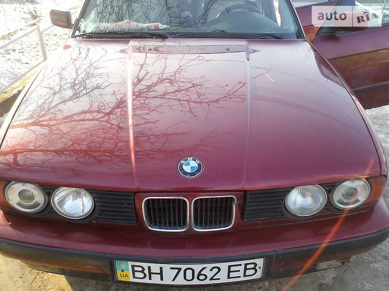 BMW 520 1992 в Одессе
