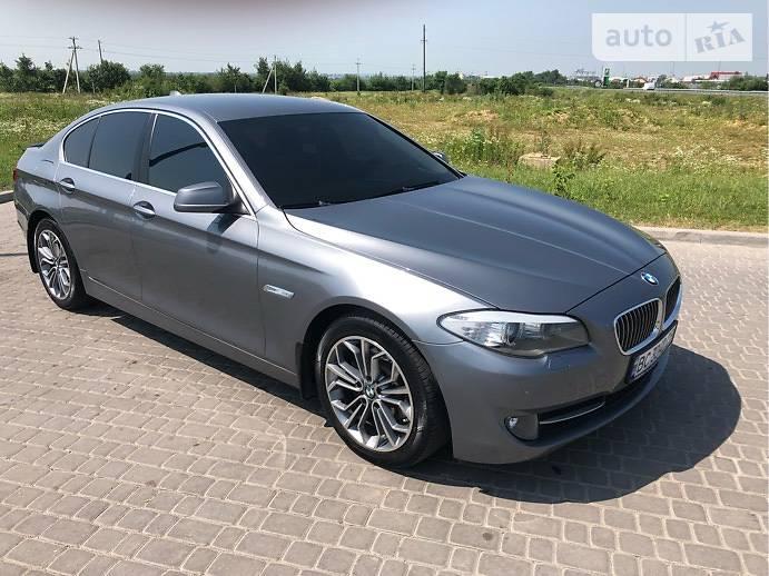 BMW 5 серия 2010 года в Львове