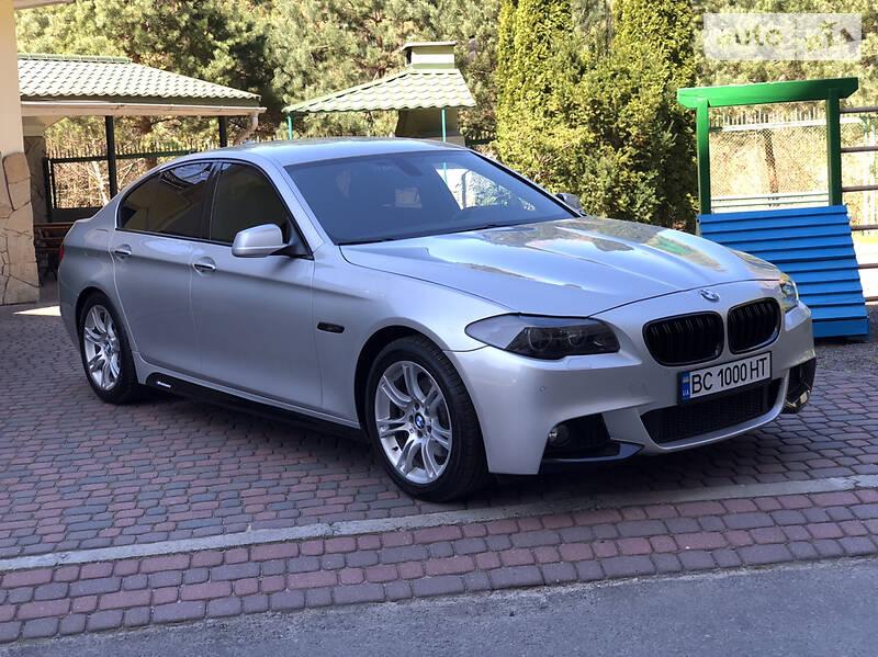Седан BMW 523 2011 в Львові