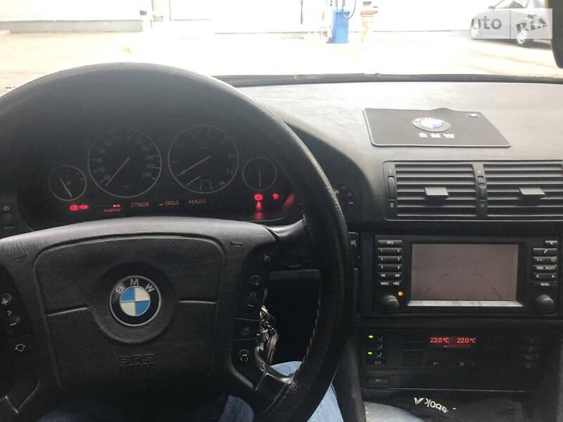 BMW 523 1996 в Кропивницькому