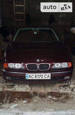 BMW 523 1997 в Луцке