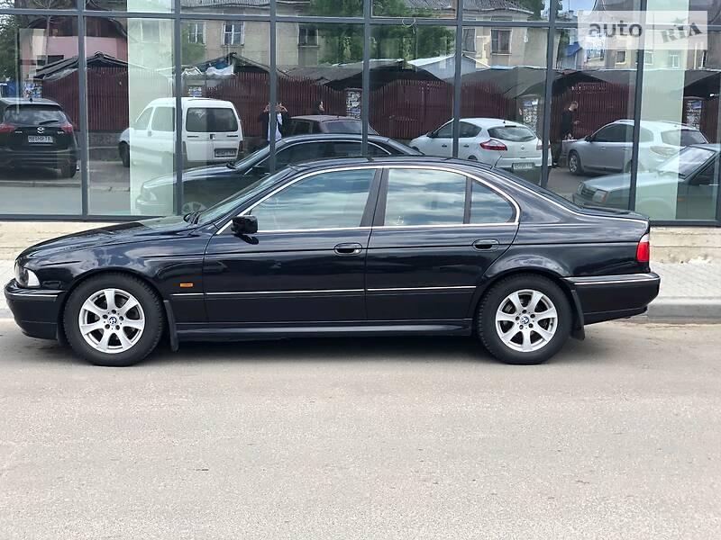 BMW 523 1997 в Коломые