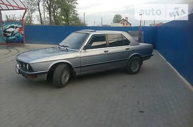 BMW 524 1986