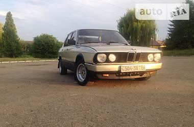 BMW 524 1985 в Дрогобыче