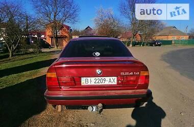 BMW 524 1991 в Диканьке