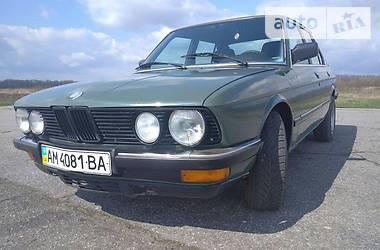 BMW 524 1985 в Малині
