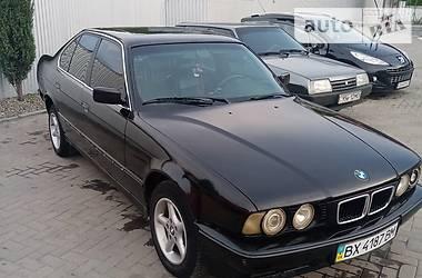 Седан BMW 524 1989 в Черновцах