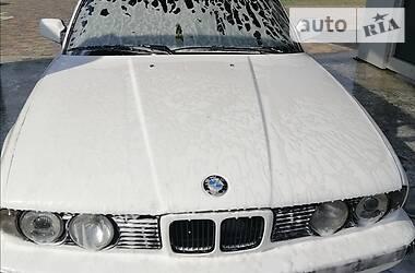 Седан BMW 524 1990 в Ужгороде