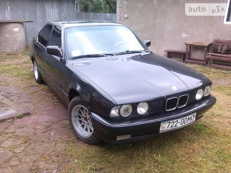 BMW 525 1991 в Сторожинце