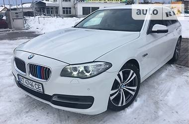 BMW 525 Biturbo 160KW 2014