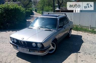 BMW 525 1987