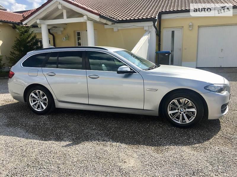 BMW 525 2014 в Кропивницькому