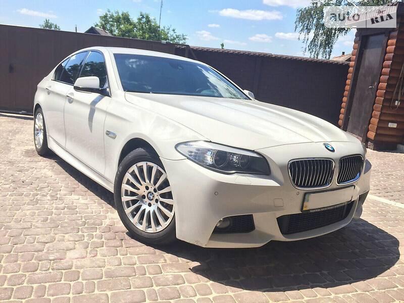 BMW 525 2012 в Харькове