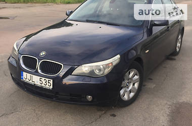 BMW 525 2004 в Борисполе