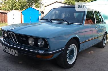 BMW 525 1977