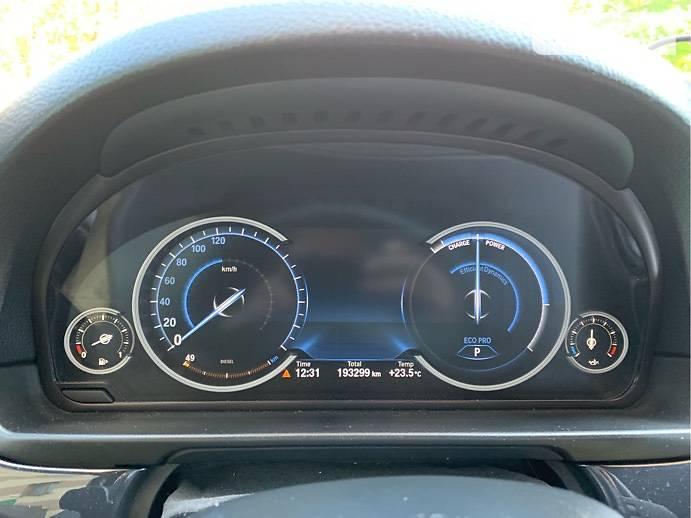 Седан BMW 525 2011 в Борисполі