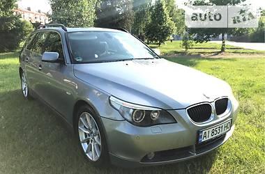BMW 525 2004 в Чернігові