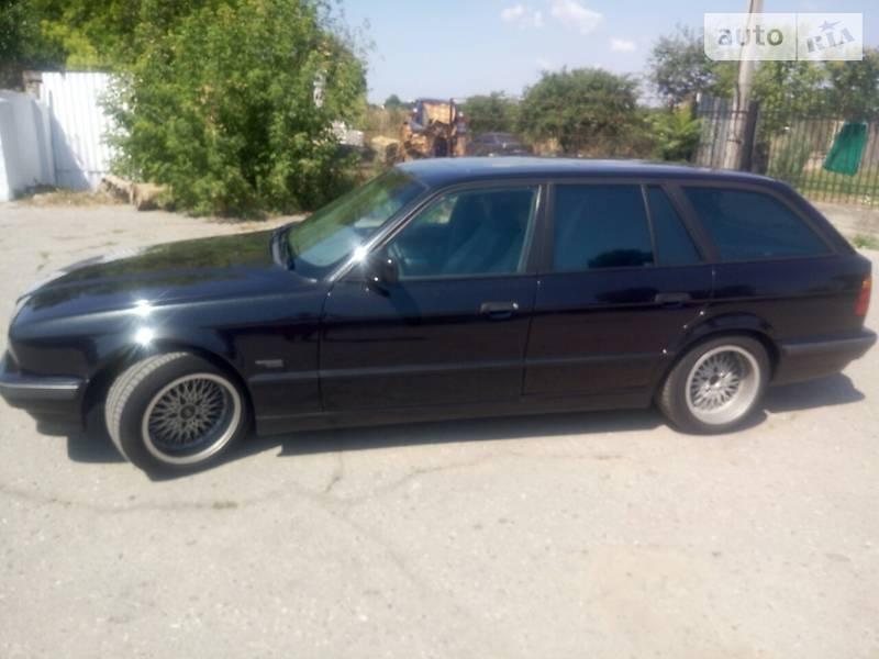 Унiверсал BMW 525 1995 в Одесі