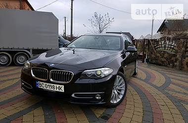 BMW 525 2016 в Львове