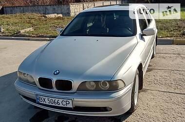BMW 525 2002 в Каменец-Подольском