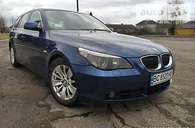 BMW 525 2005 в Дрогобыче