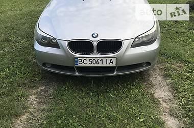 BMW 525 2004 в Радехове