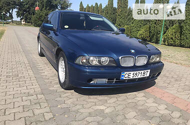 BMW 525 2000 в Черновцах
