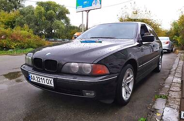 BMW 525 1998 в Киеве