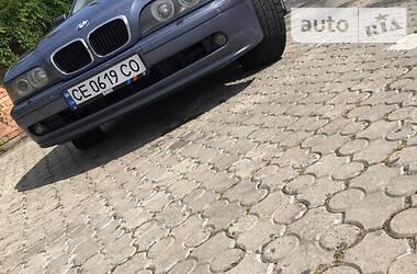 BMW 525 2003 в Черновцах