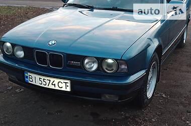 BMW 525 1988 в Лубнах