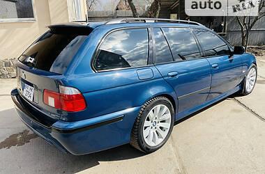 BMW 525 2001 в Харькове