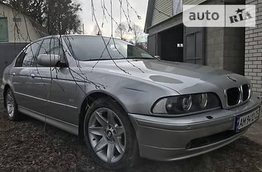 Седан BMW 525 2002 в Житомире