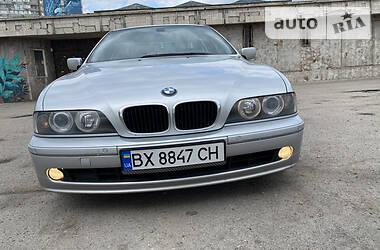 BMW 525 2002 в Днепре