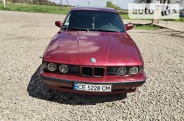 BMW 525 1992 в Черновцах