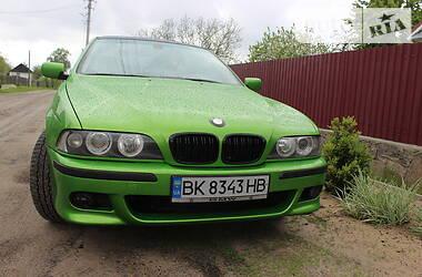 Седан BMW 525 1998 в Сарнах