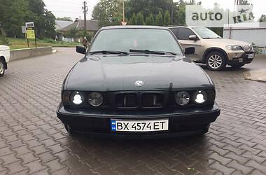 Седан BMW 525 1995 в Каменец-Подольском