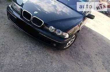 Универсал BMW 525 2002 в Львове