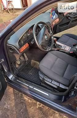 Унiверсал BMW 525 2002 в Новограді-Волинському
