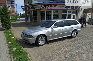 Универсал BMW 525 2003 в Черновцах