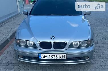 Седан BMW 525 2003 в Дніпрі