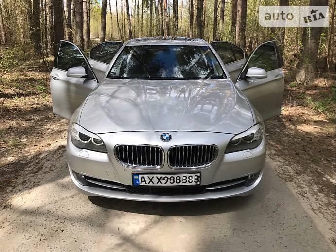 BMW 528 2012 в Харькове