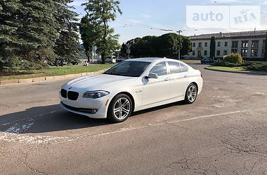 BMW 528 2013 в Львове