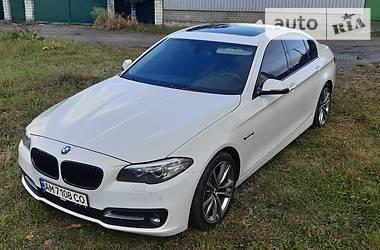 BMW 528 2016 в Новограді-Волинському
