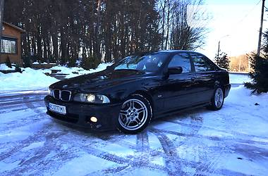 BMW 530 M packet-Sport 2003
