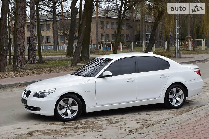 BMW 5 2009 года