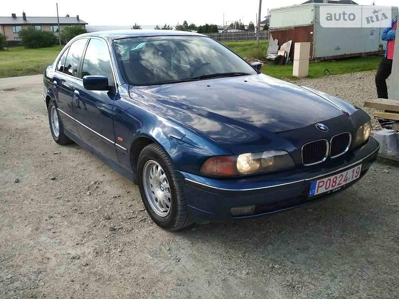 BMW 5 серия 1999 года в Киеве