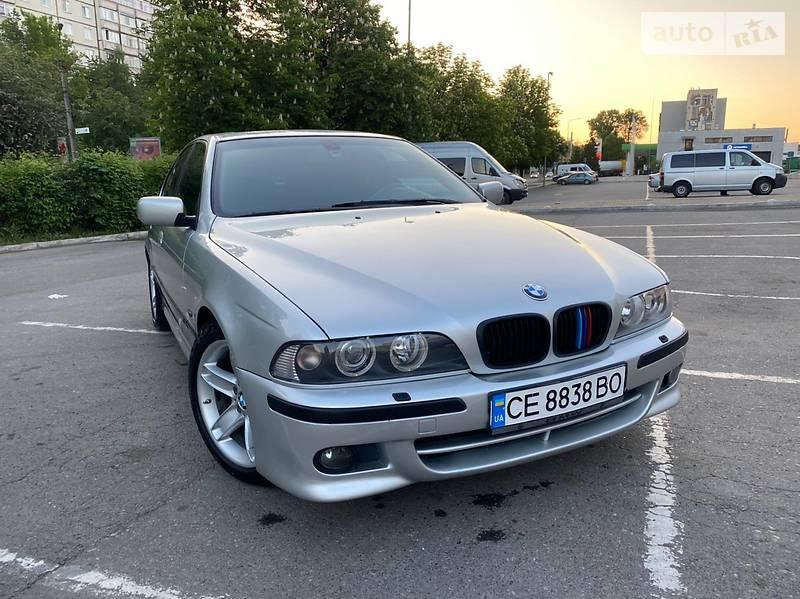 Седан BMW 530 2000 в Чернівцях