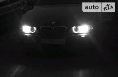 BMW 530 2001 в Нововолынске